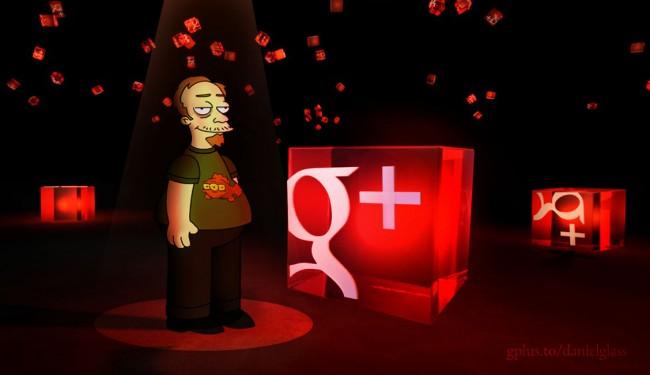 Daniel Glass bei Google+