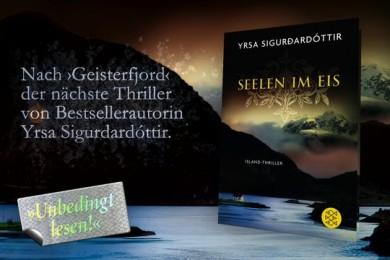 """Seelen im Eis"" (Buchtrailer)"